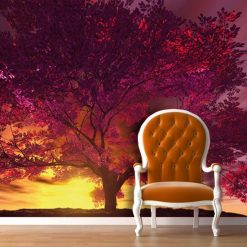 fototapety inspiracje do salonu