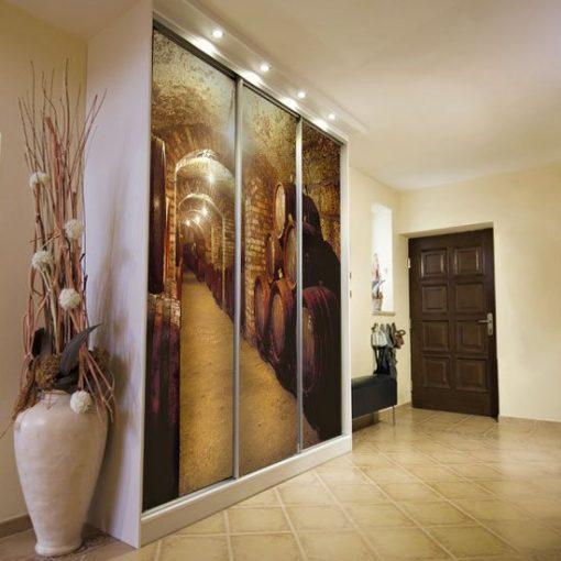 fototapety ozdobne salon