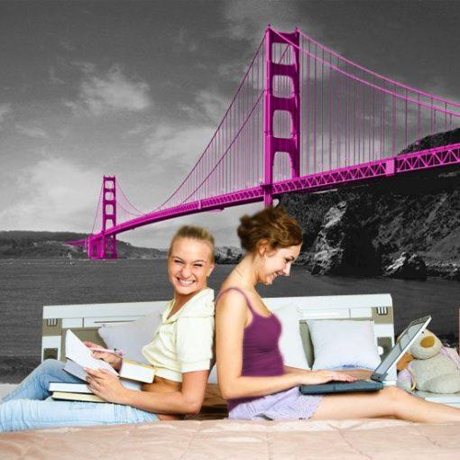 fototapety most Golden Gate