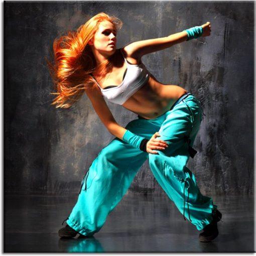 fototapety tancerka