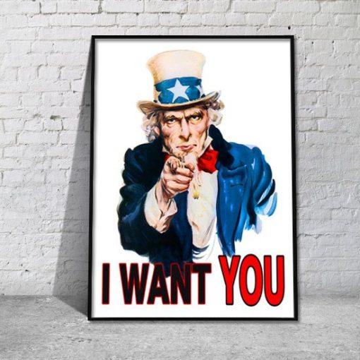 plakat I want You