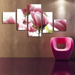 obraz ścienny magnolia