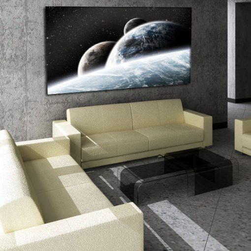 obraz planety