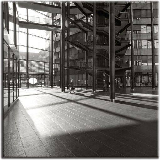 biurowiec fototapeta