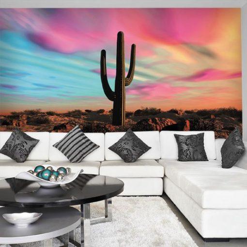 kaktus fototapeta