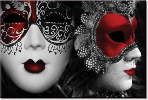 motyw maski