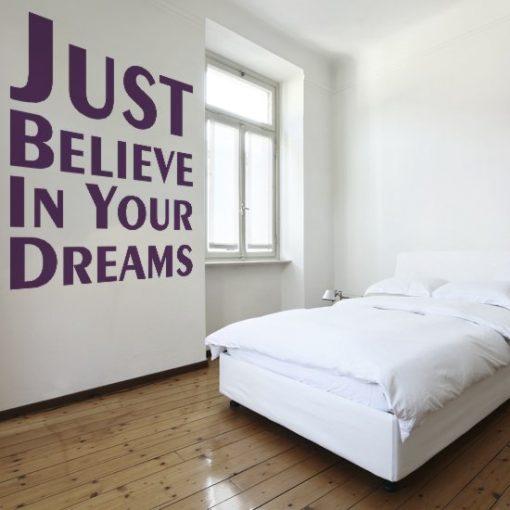 Naklejka dreams