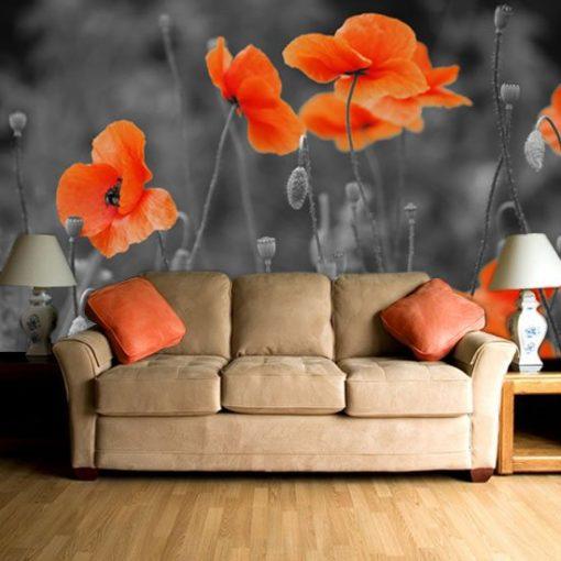 tapety kwiaty