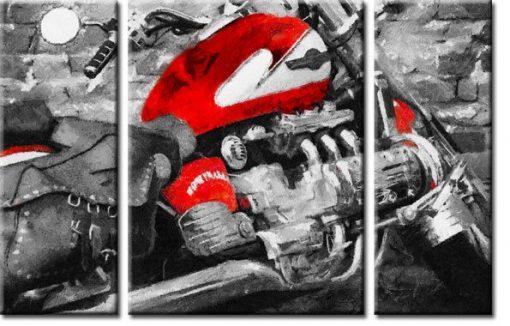 tryptyk motor