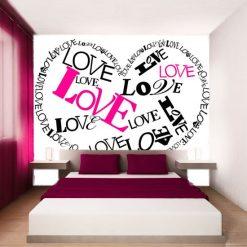 fototapeta love