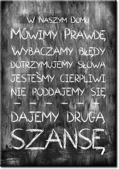 pl;akaty z hasłami