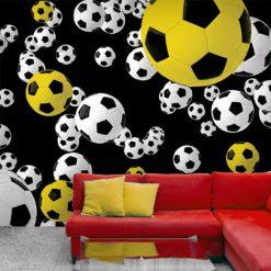 fototapety z futbolem
