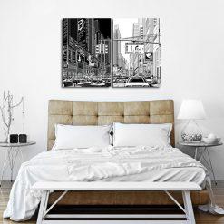 podójny obraz z metropolią