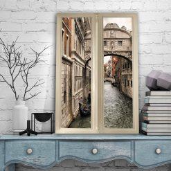 dekoracje z Wenecją