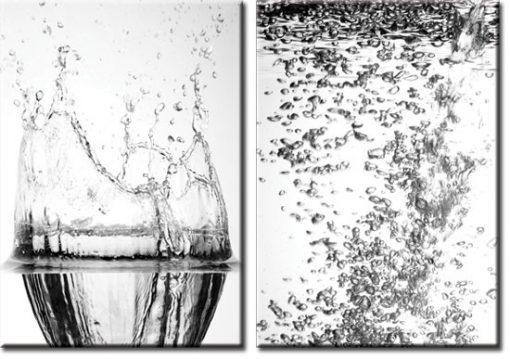 obrazy z wodą