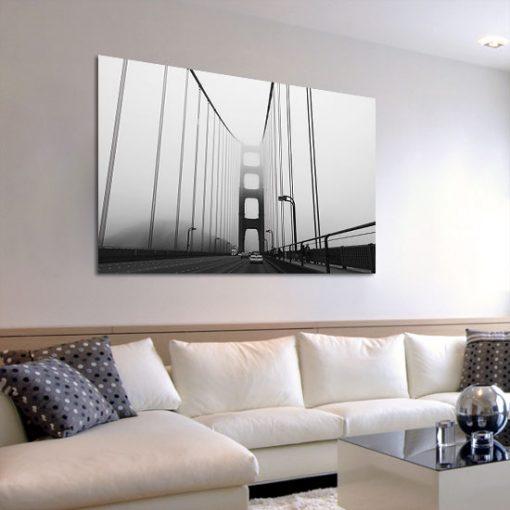 dekoracje z mostami