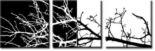 obrazy z gałęziami