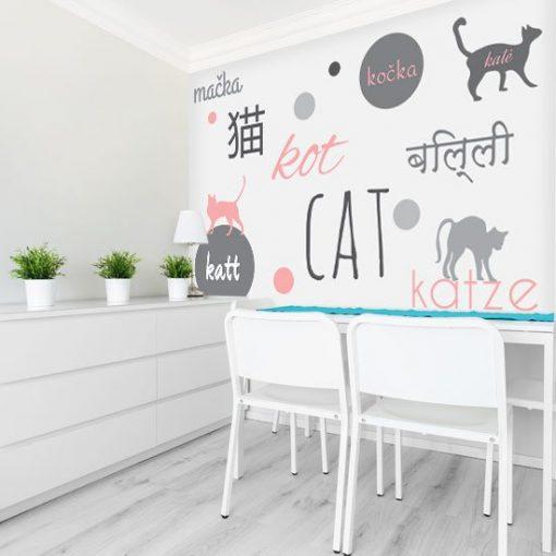 ozdoby z kotami