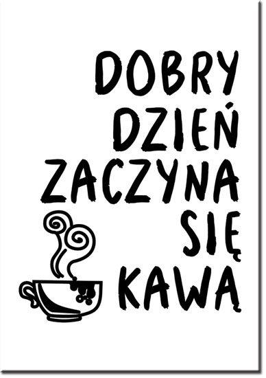 plakaty o kawie
