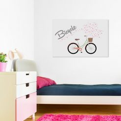 ozdoby z rowerem