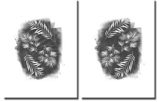 dyptyki z roślinaMI