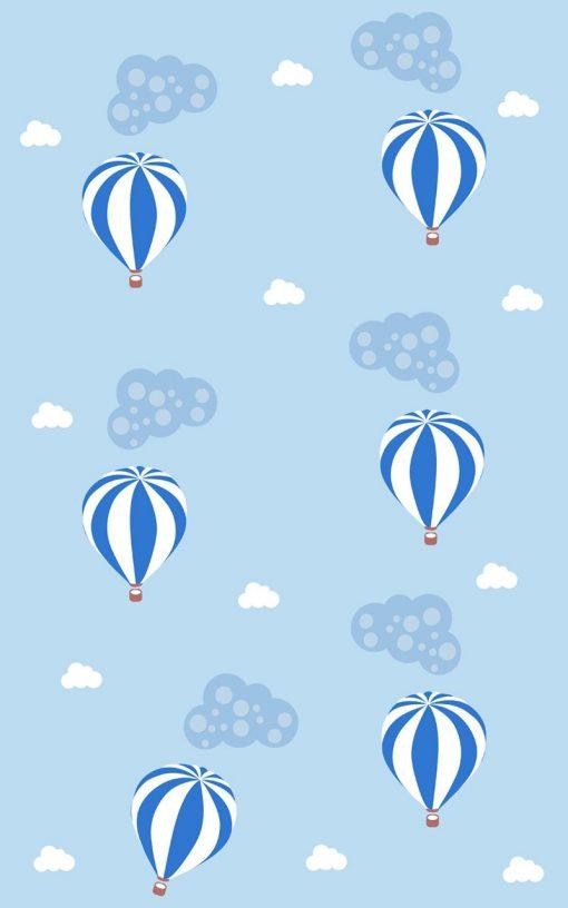 fototapety z balonami