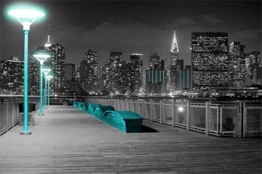 tapety z panoramą miasta