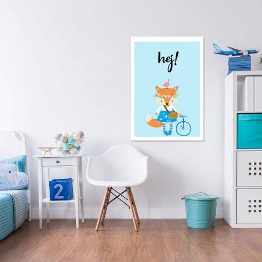 nowoczesne obrazy dla dzieci