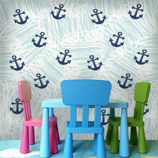 dekoracje marynarskie