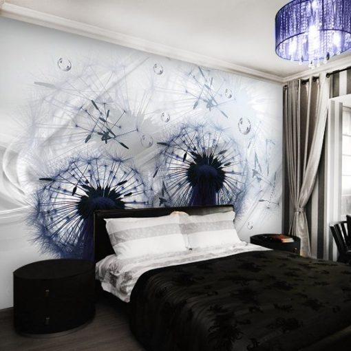 dekoracje do nowoczesnej sypialni