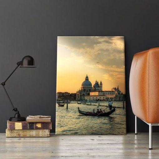 krajobraz na ścianę z Wenecją