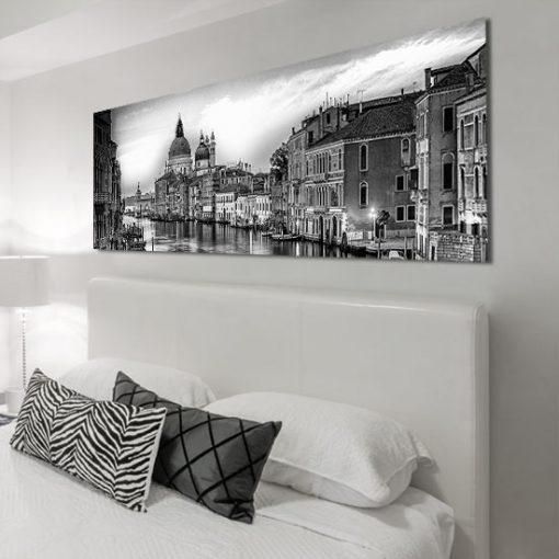 panorama miasta - obraz do salonu