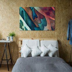 Obraz z motywem abstrakcyjnym