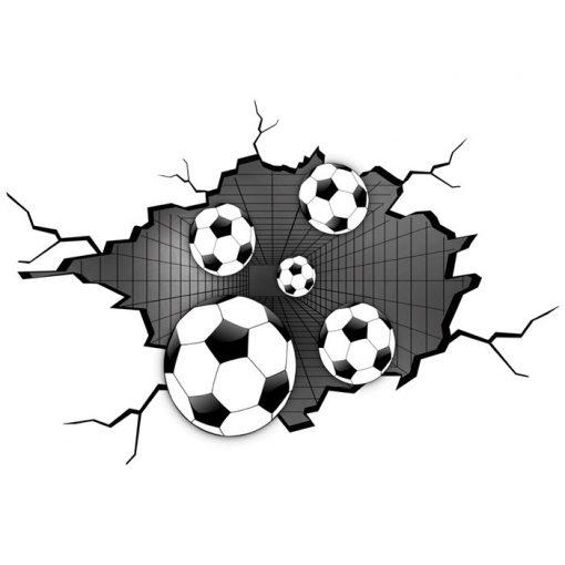 Fototapeta 3d z pliką nożną