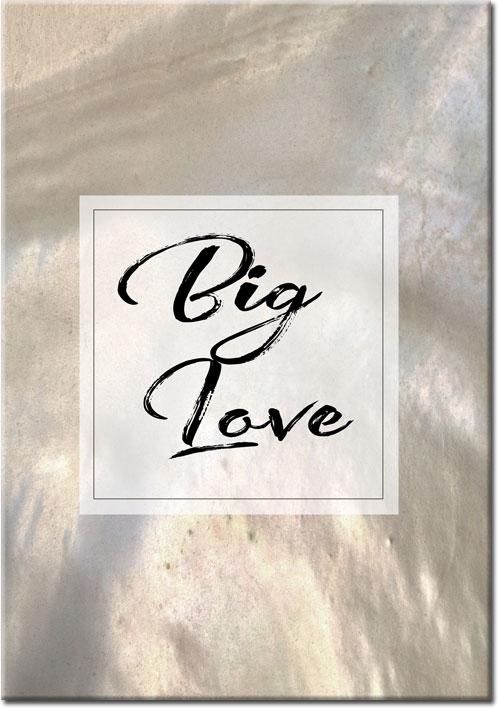 Plakat big love
