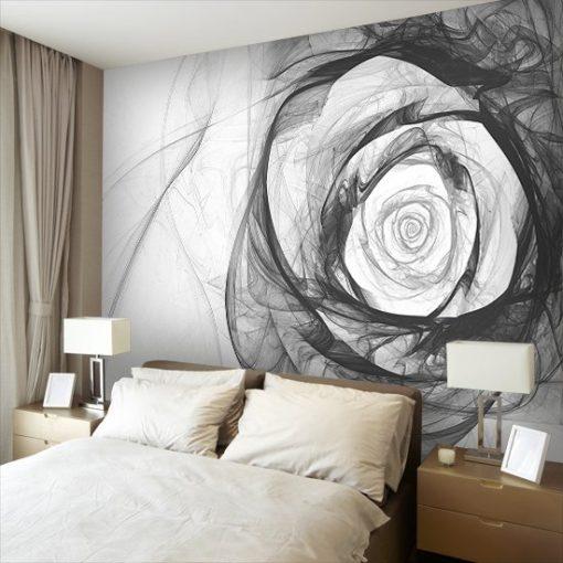 dekoracja z różą
