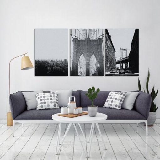 ozdoby z mostami