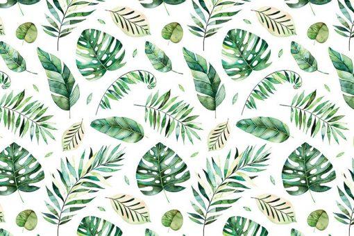tapety z liśćmi