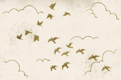 dekoracje z ptakami
