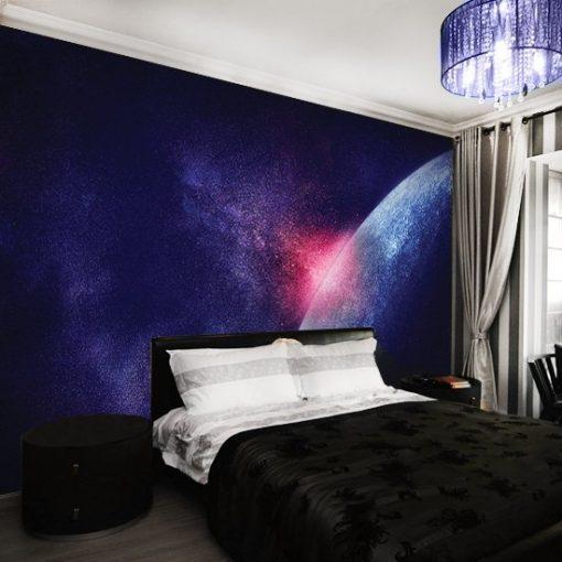 dekoracje z kosmosem