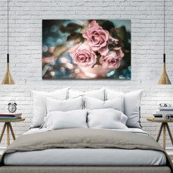 obraz do sypialni nad łóżko