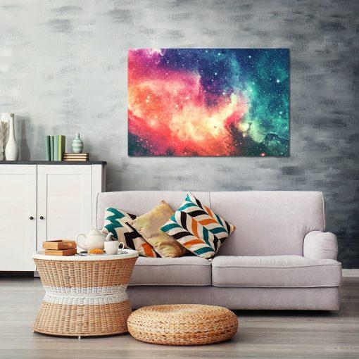 abstrakcja jako kosmos