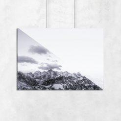 plakaty z górami