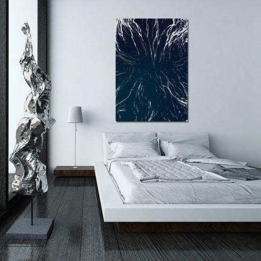 plakaty z abstrakcjąś