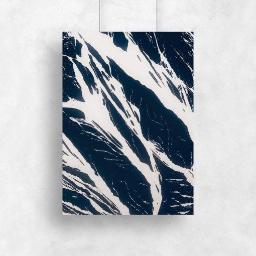 dekoracje z motywami abstrakcji