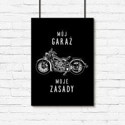 plakaty motoryzacja