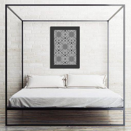 Plakat na ścianę do sypialni