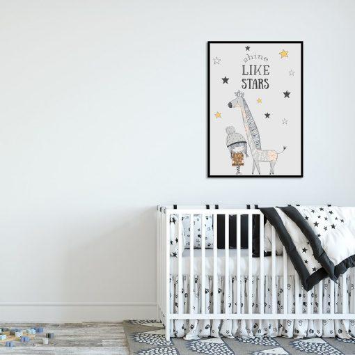 Ozdoba na ścianę do pokoju dziecięcego