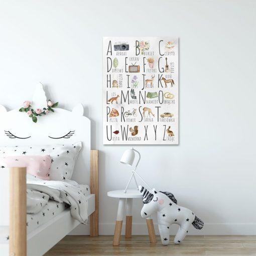 Ozdoba na ścianę do pokoju dziecka