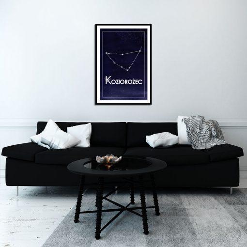 Plakat astronomiczny do salonu